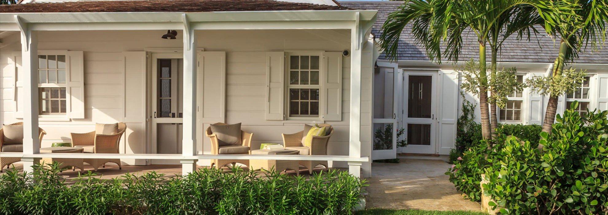 Porch in Charleston, South Carolina